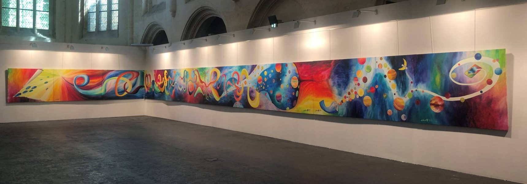 Crann Piorr'Art - Colournoscopy - Saint-Rémi